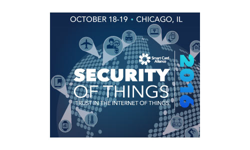 Security of Things: Security, Authentication, and the Internet of Things, SPA Supporting Organization