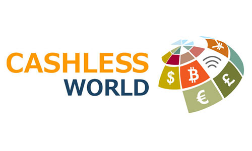 logo cashless world