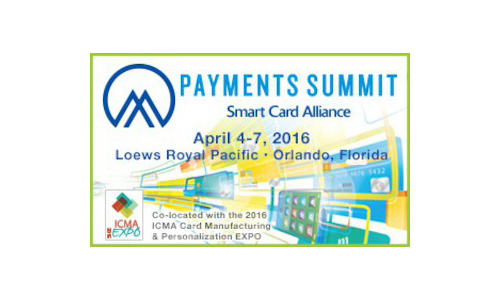 Smart Card Alliance Payments Summit 2016, SPA Supporting Organization