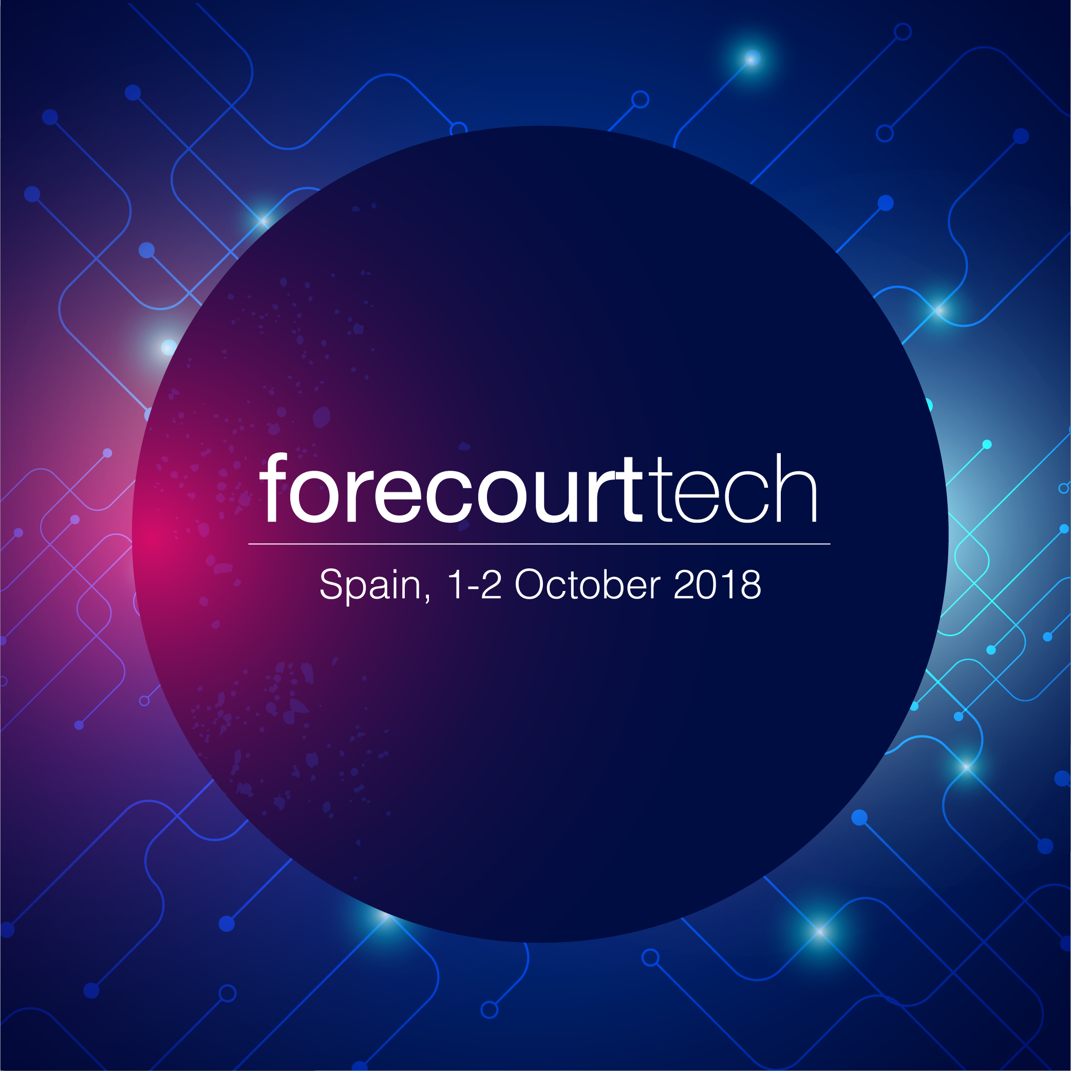 forecourtech 2018, SPA Supporting Organization and Speaking
