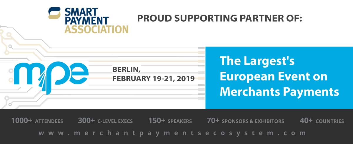 MPE 2019 (Merchant Payments Ecosystem) - SPA Supporting Organization & Speaking